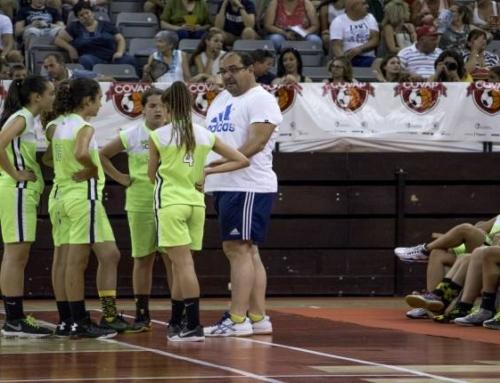 Yo también participé en la Copa COVAP: entrenadores de basket