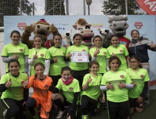 Fútbol en familia: un recorrido por las sedes de la 5ª Copa COVAP.