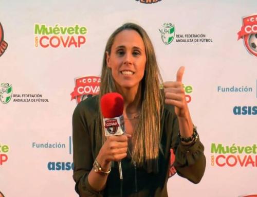 Entrevista a Amaya Valdemoro, madrina de la 5ª Copa COVAP