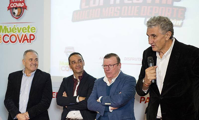 Córdoba acoge la presentación de la sexta Copa COVAP en una noche mágica