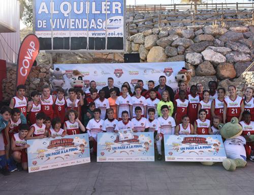 La Copa COVAP en Viator destaca los beneficios del deporte en equipo para mejorar el rendimiento escolar y evitar hábitos insanos