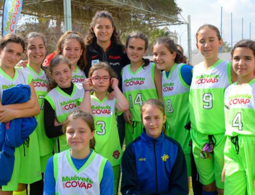 Mujeres que hacen posible la Copa COVAP