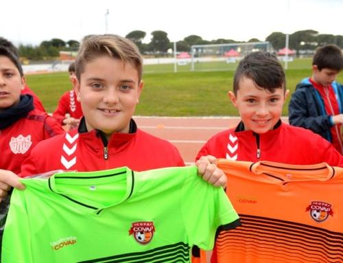 Bonares derrocha pasión en la celebración de su primera Copa COVAP