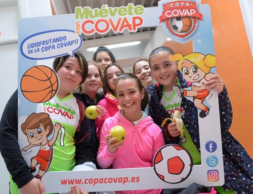 Linares se supera una vez más en la celebración de la Copa COVAP