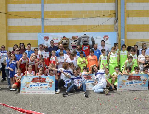 La Copa COVAP destaca en su fase gaditana de Guadalcacín las ventajas de la práctica deportiva en familia