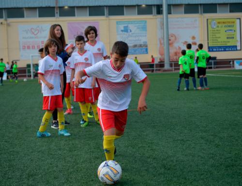 Las estrellas del deporte andaluz también fueron niños