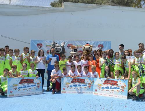 La Copa COVAP completa su recorrido con la sede de Mijas y hace hincapié en la nutrición saludable