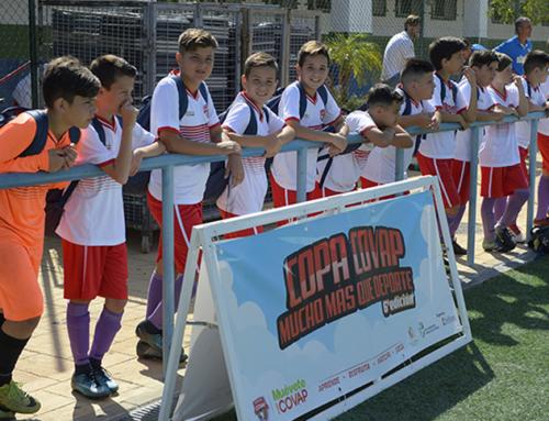Una soleada Mijas confirma los últimos equipos participantes en la gran final de la Copa COVAP