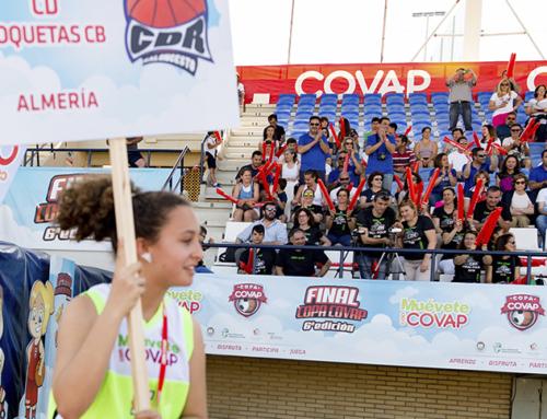 Diversión, emoción, nervios y tandas de desempate ponen el broche de oro a la final de la sexta Copa COVAP en San Fernando