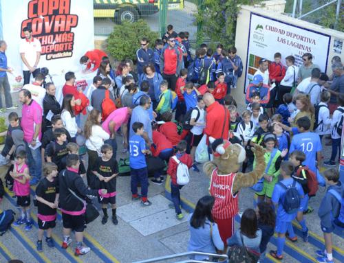 La sexta edición de la Copa COVAP concluye con unas cifras de campeonato