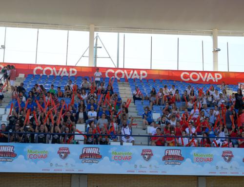 Así vivieron los familiares la final de la sexta Copa COVAP