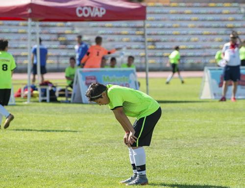 Pediatras alergólogos y la Copa COVAP recomiendan practicar deporte para mejorar el control del asma que afecta a un 10% de los niños en España