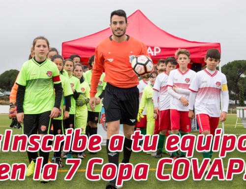 ¡Abiertas las inscripciones para la 7ª Copa COVAP!