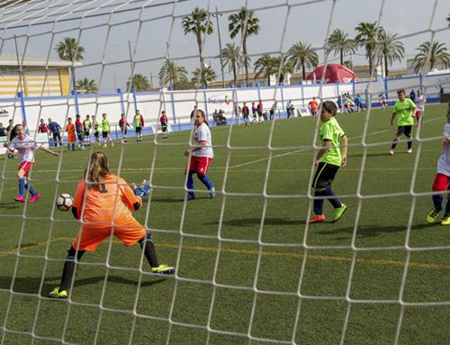Una Selección Andaluza de Fútbol de galácticos y galácticas