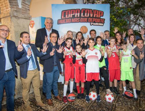 ¡Presentada en Córdoba la 7ª Copa COVAP!