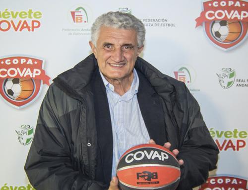 """Fernando Romay: """"La Copa COVAP no ha perdido en absoluto su carácter educativo a la hora de enseñar valores por encima de la competición"""""""
