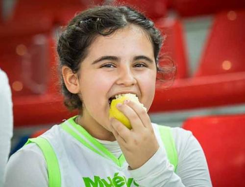 Las claves de la Copa COVAP para comer de manera sana y equilibrada