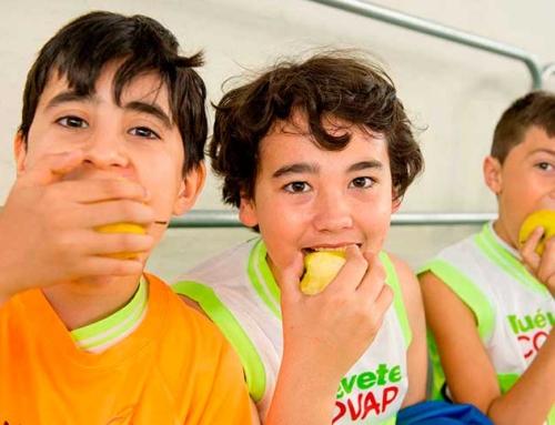 Dieta saludable y lucha contra el acoso escolar, los dos ejes de la campaña educativa de la 7ª Copa COVAP
