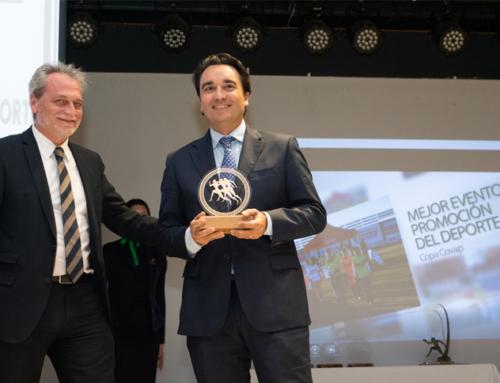 La Copa COVAP, distinguida como Mejor Proyecto Deportivo en la XIX Gala del Deporte de Onda Cero Córdoba