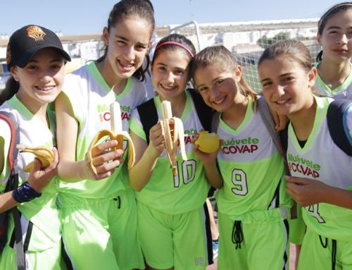La Copa COVAP fomenta en Granada la dieta mediterránea por sus beneficios sobre el metabolismo