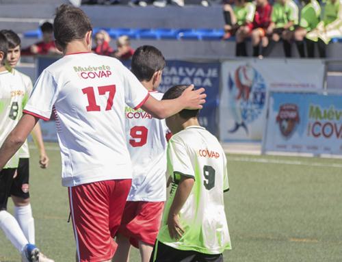 La Copa COVAP subraya en Cádiz que el 95% de las denuncias por bullying se producen gracias a los padres
