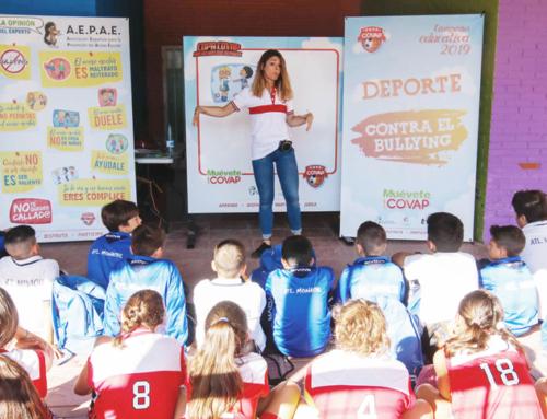 Recomendaciones de la Copa COVAP y la AEPAE para prevenir casos de bullying