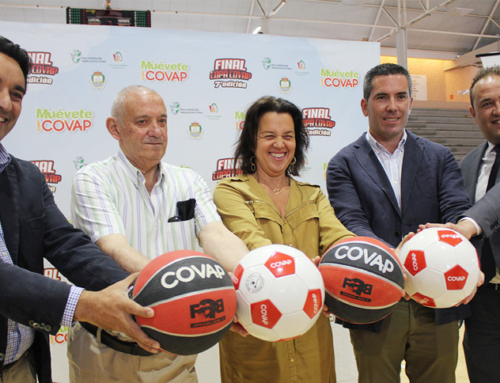 San Fernando acoge por segundo año consecutivo la final de la Copa COVAP los días 15 y 16 de junio