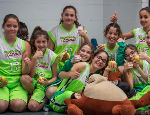 La Copa COVAP concluye la labor educativa y concienciadora de su séptima edición dirigida a más de 3.000 niños andaluces