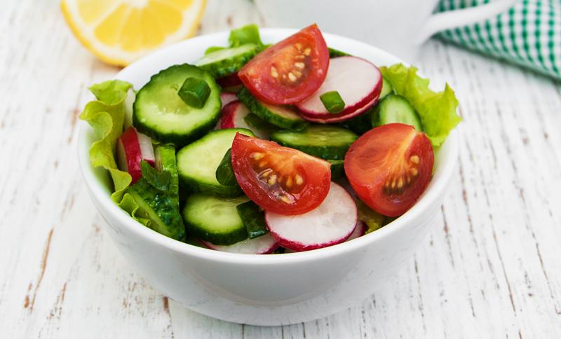 6 alimentos ideales para disfrutar de una dieta equilibrada en verano