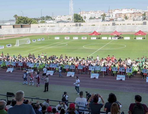 ¡La Liara Balompié, CAB Estepona y EDMB Teatinos, campeones de la 7ª Copa COVAP en la final de San Fernando!