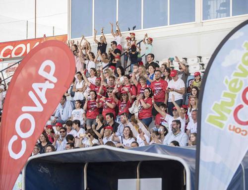 Finaliza la 7ª edición de la Copa COVAP, que ha concienciado en alimentación y valores a 25.000 niños y 50.000 familiares