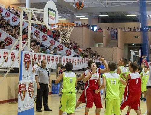 La gran final de la 7ª Copa COVAP en San Fernando ya espera a los 24 mejores equipos de fútbol y baloncesto de Andalucía