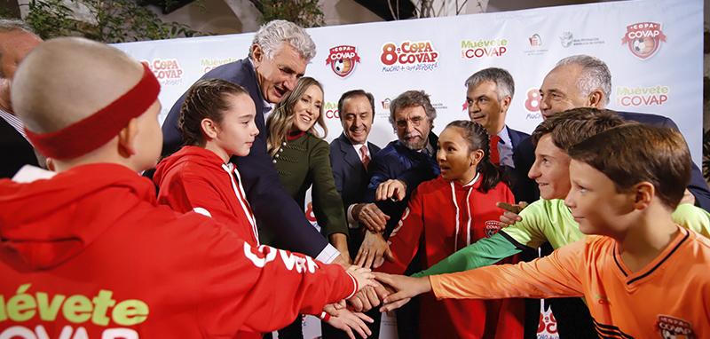 ¡Presentada la 8ª Copa COVAP! Una iniciativa… ¡mucho más que deporte!