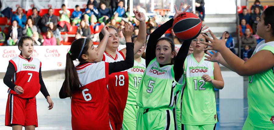 La 8ª Copa COVAP arranca en Pozoblanco con la colaboración del Hospital Reina Sofía con la prevención de los dolores de cabeza que sufren 8 de cada 10 niños como temática central
