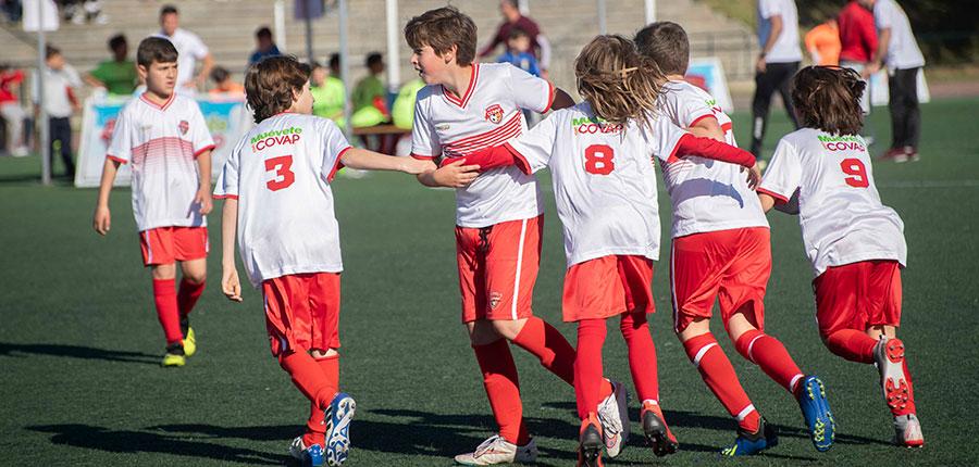 ¡Continúa la emoción de la 8ª Copa COVAP! Próxima parada: La Palma del Condado