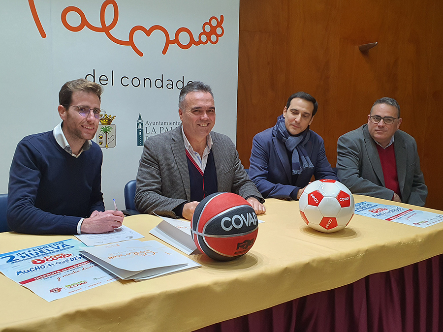 Firma acuerdo 8ª Copa COVAP