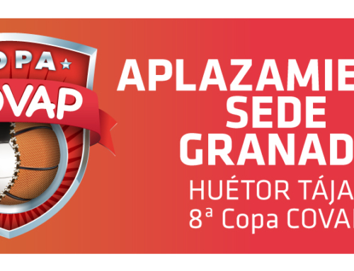 Aplazada la sede provincial de Granada de la 8ª Copa COVAP en Huétor Tájar