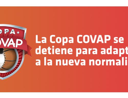 La Copa COVAP se detiene para adaptarse a la nueva normalidad