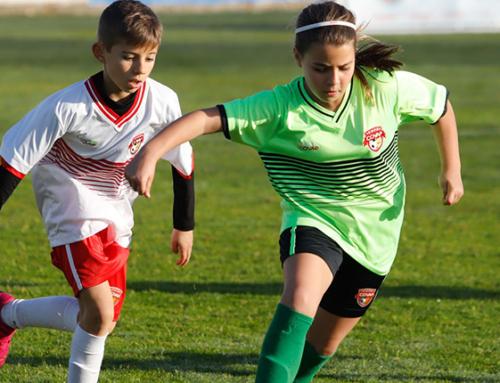 La Copa COVAP visibiliza el papel de la mujer en el deporte a través de la participación de 4.589 niñas, 802 árbitras y 119 equipos mixtos y femeninos