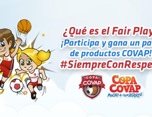 ¡Participa en nuestro concurso y gana un pack de productos COVAP!
