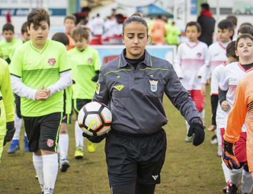 El arbitraje femenino, un avance hacia la igualdad en el deporte