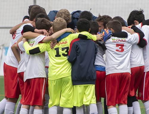 Beneficios del deporte en equipo en edades infantiles