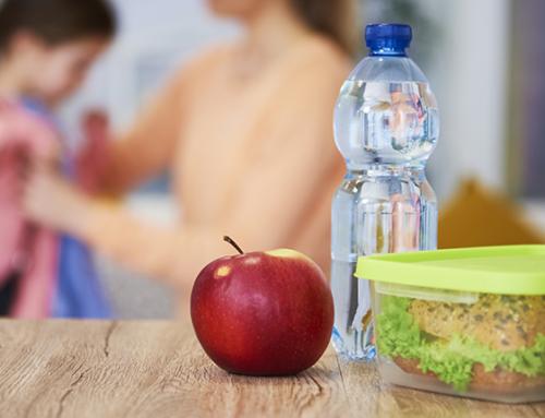 Vuelta al cole, a la rutina y a los hábitos saludables