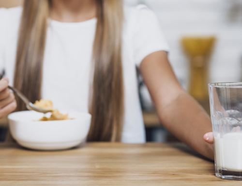 La leche y sus beneficios en edades infantiles